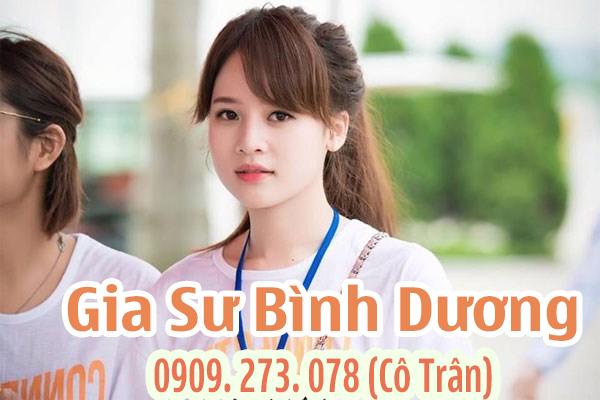 gia su Binh Duong