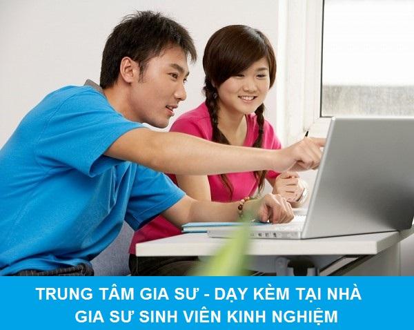 Sinh viên dạy kèm tại nhà