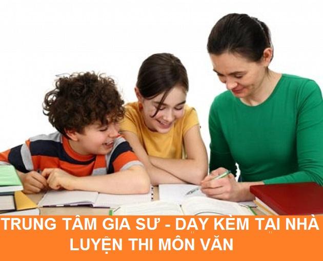 luyện thi môn vănluyện thi môn văn