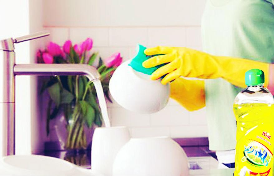 Dịch vụ Rửa Chén Tại nhà