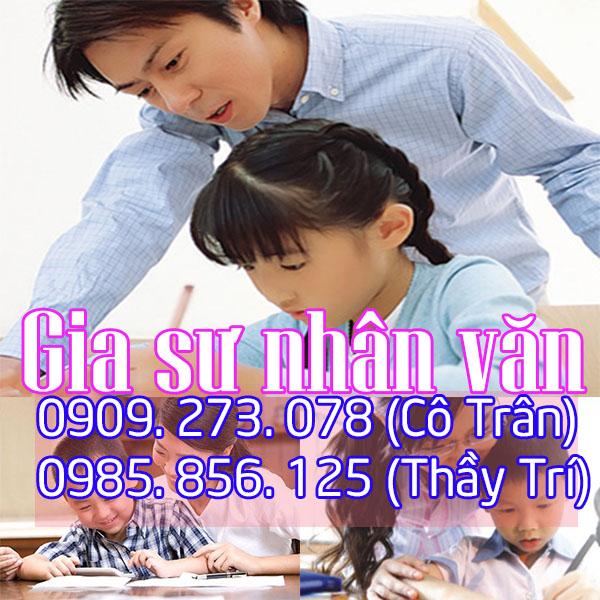 gia_su_nhan_van_tphcm